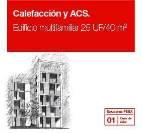 Edificio multifamiliar (25UF/40m2)