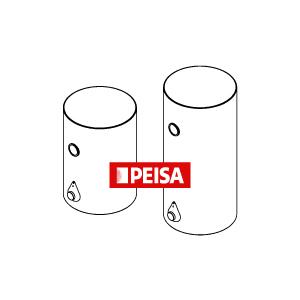 Termotanque Eléctrico PEISA TEA 50 & 80 L