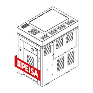 Calentador de Piscina TX70 GN