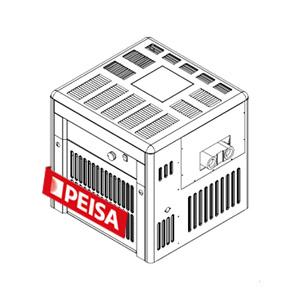 Calentador de Piscina T80 GN/GL