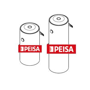Termotanque eléctrico PEISA 50 & 80 L