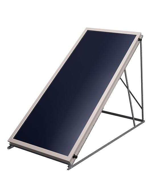 Termotanque Solar panel