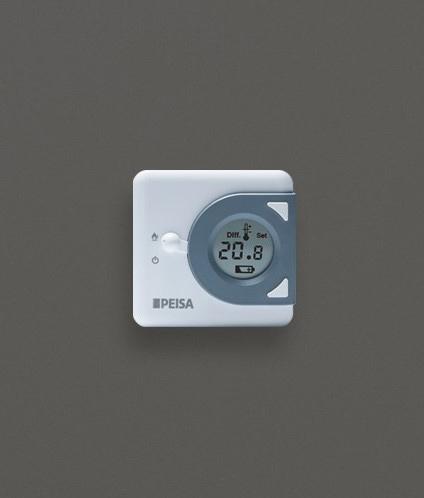 Termostato Digital - ambientada