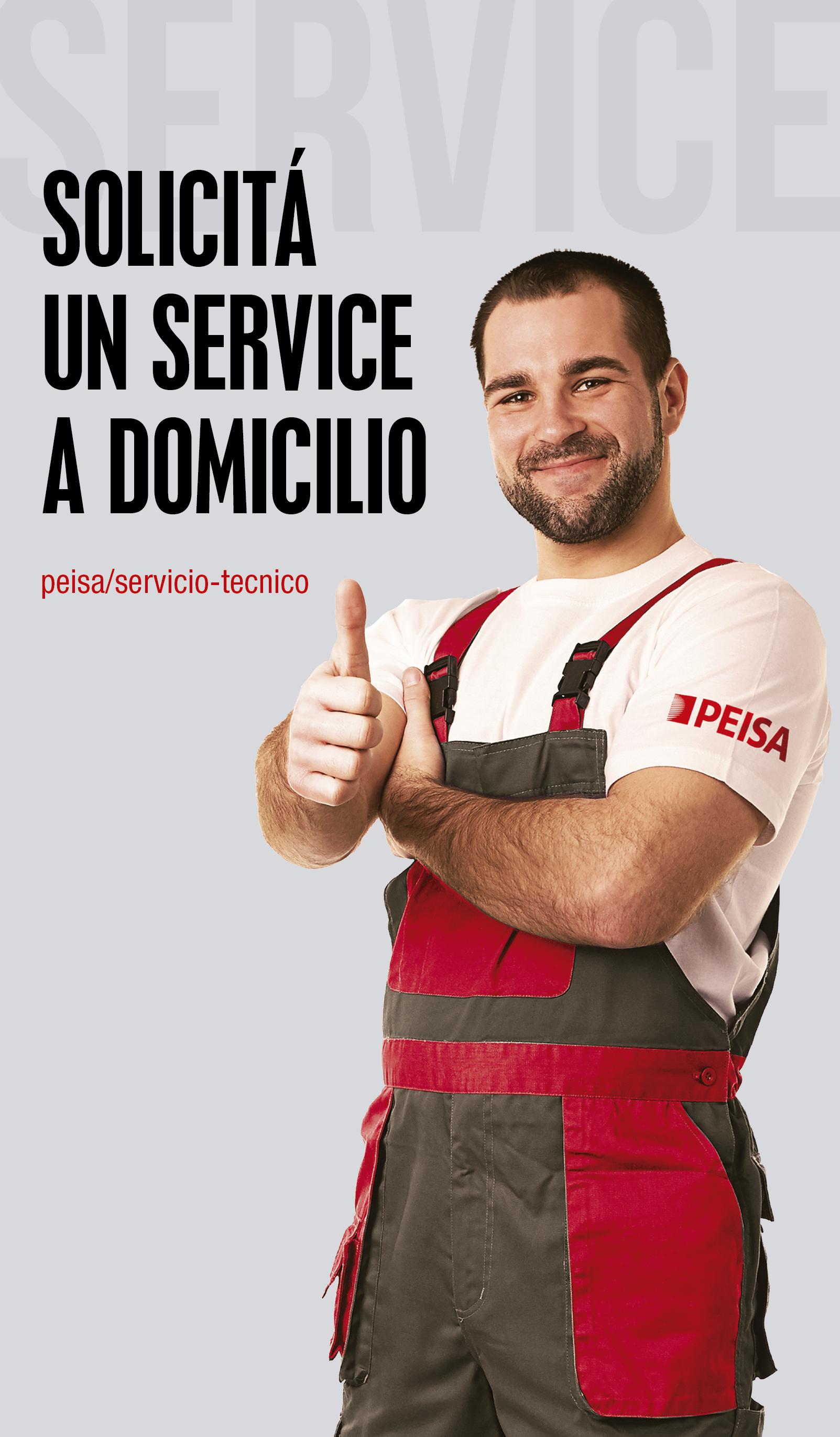 Servicio Técnico Oficial PEISA