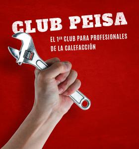 Club PEISA – El 1er club para profesionales de la calefacción